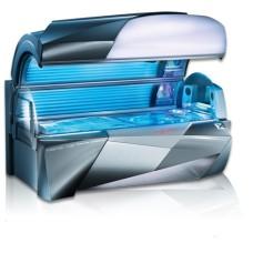 Ergoline Prestige 1100, хоризонтален солариум, рециклиран