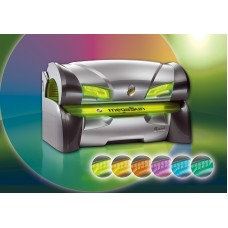 Megasun 5800, хоризонтален солариум, рециклиран