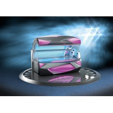 Хоризонтален солариум Ergoline Prestige 1400