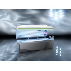 Хоризонтален солариум Ergoline Flair 250