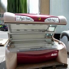 Хоризонтален солариум Megasun 6800, рециклиран