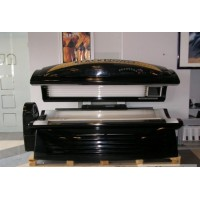 UWE Black Power V12i, хоризонтален солариум, рециклиран